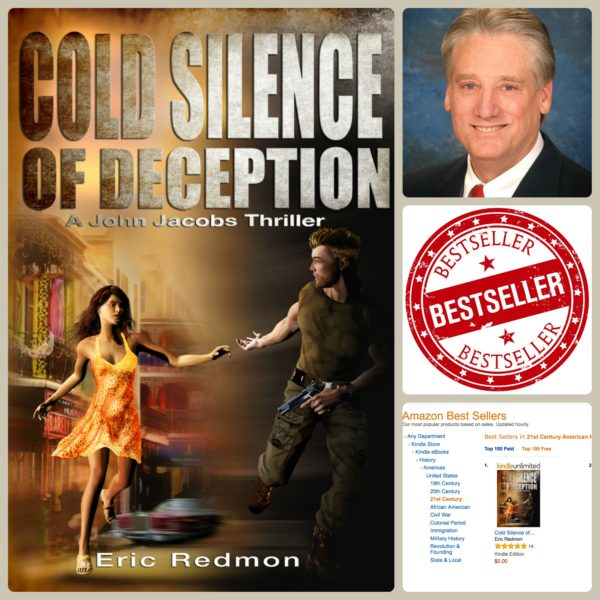 eric redmon bestselling author