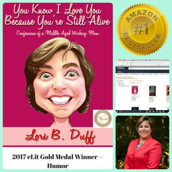 Lori Duff bestselling author